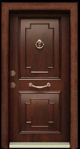 Steel Security Door Plans 36