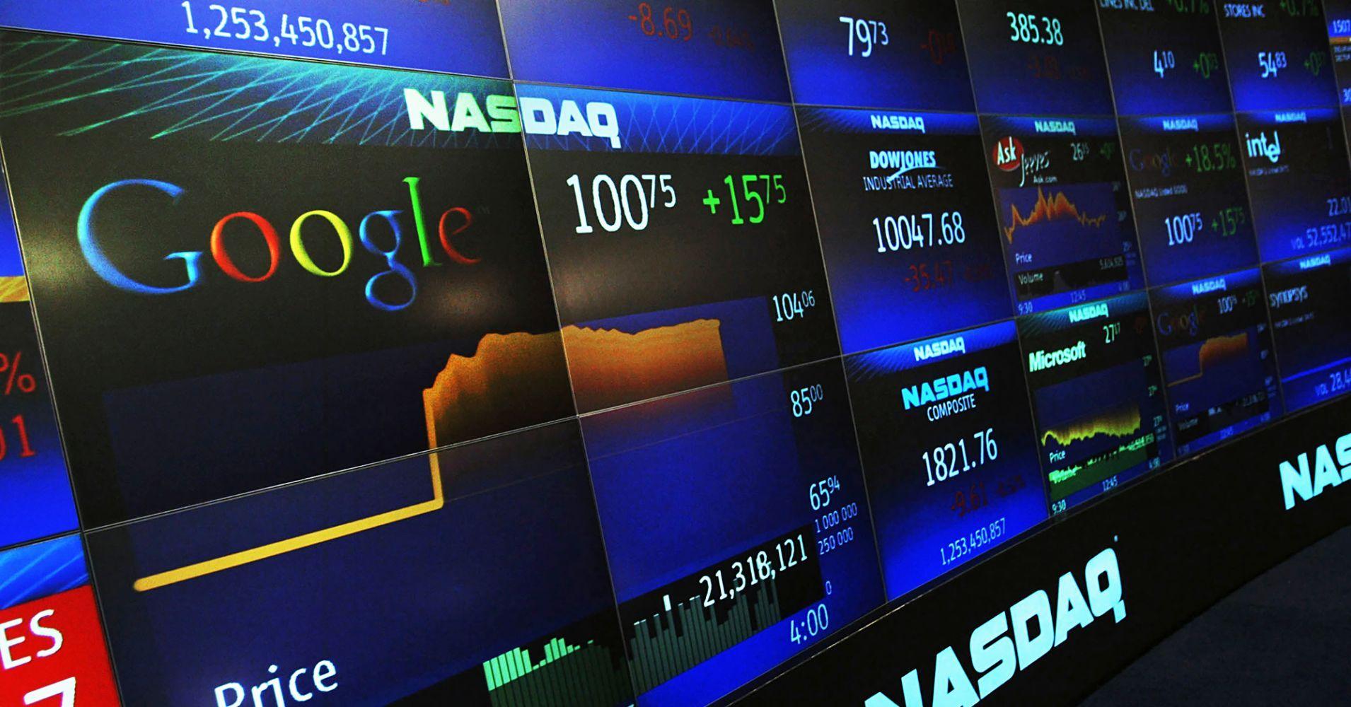 5 tech trades on Nasdaq's record close Nasdaq, Marketing