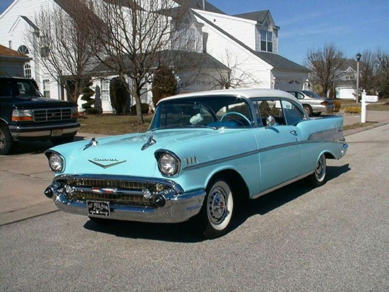 1957 Chevy for sale | 1957 Chevrolet Bel Air For Sale in Stratford ...