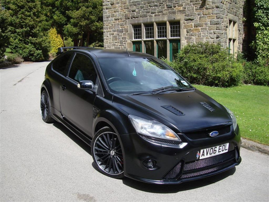 Ford Focus RS 3 Door Conversion Body Kit by Xclusive Customz Focus Rs, Ford  Focus