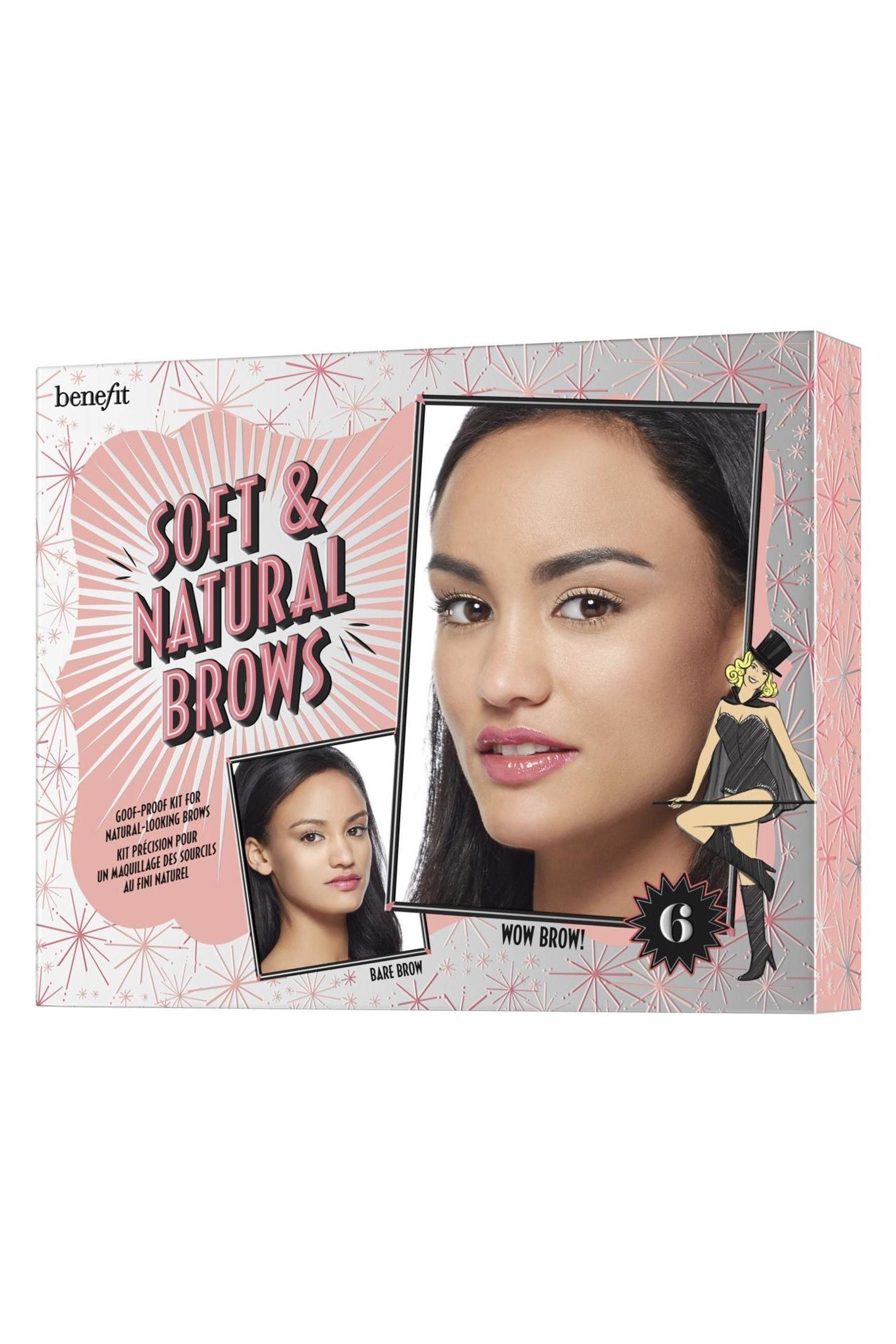 Womens Benefit Soft & Natural Brows Kit #naturalbrows Womens Benefit Soft & Natural Brows Kit -  No Colour #naturalbrows