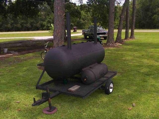 Propane Tank Smoker Plans Back Side Of Smoker Fire Box