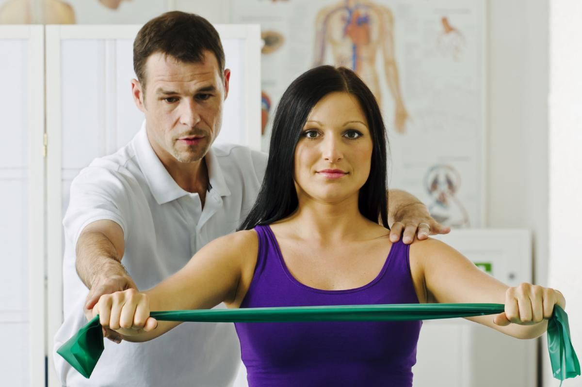 Advanced Physical Therapy and Fitness is an outpatient