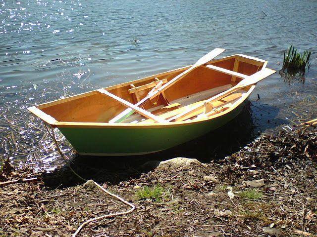Project Completed Tartlet The Sam Pram Single Sheet Plywood Boat And Custom Oars Plywood Boat Custom Oars Pram