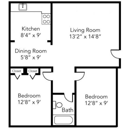 house plans for a 30x32 - Google Search | small spaces | Pinterest ...