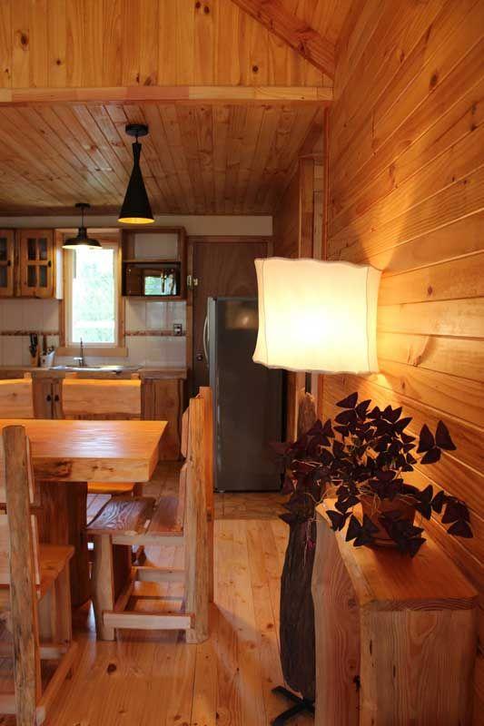 Modelos de casas prefabricadas de madera nativa casas - Casas economicas de madera ...