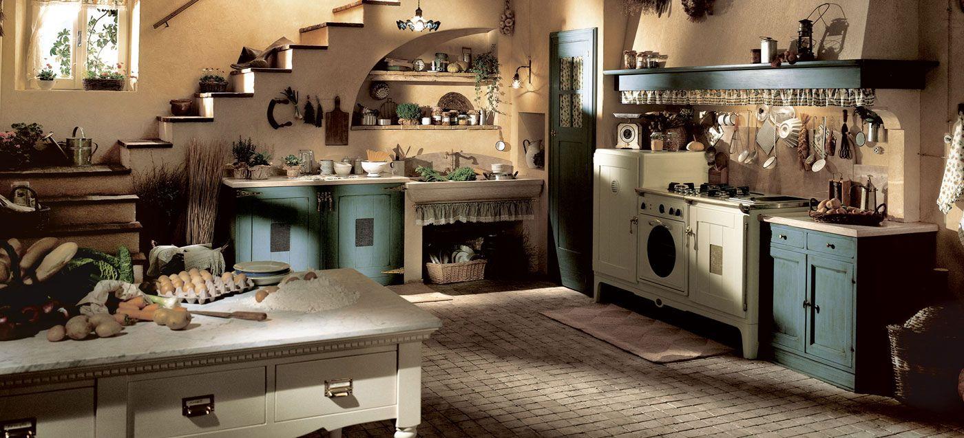 Cucine componibili in stile contemporaneo, cucine stile ...