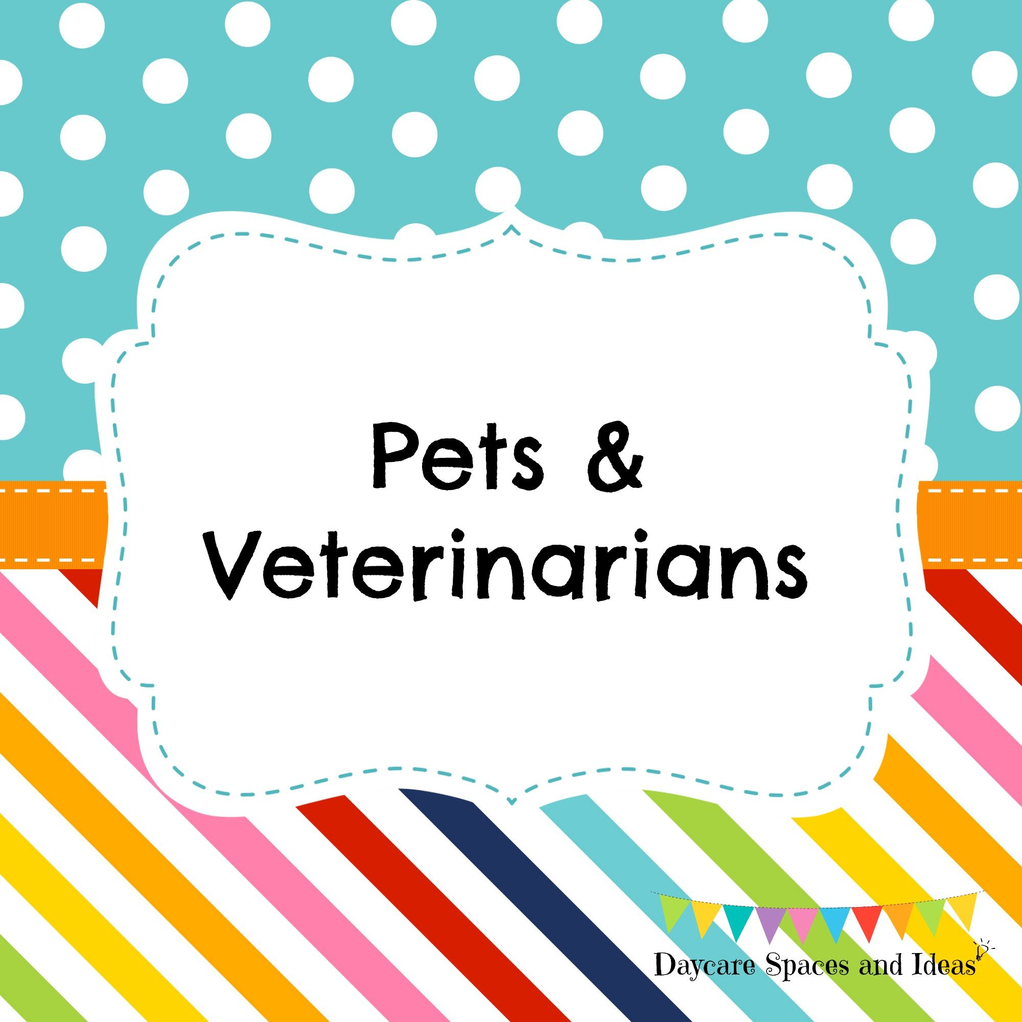 Pets Amp Veterinarian Lesson Planning Ideas