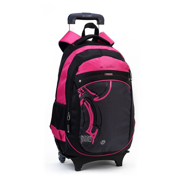 Guaranteed 100% High Quality Triple Wheels Children's School Bag ...