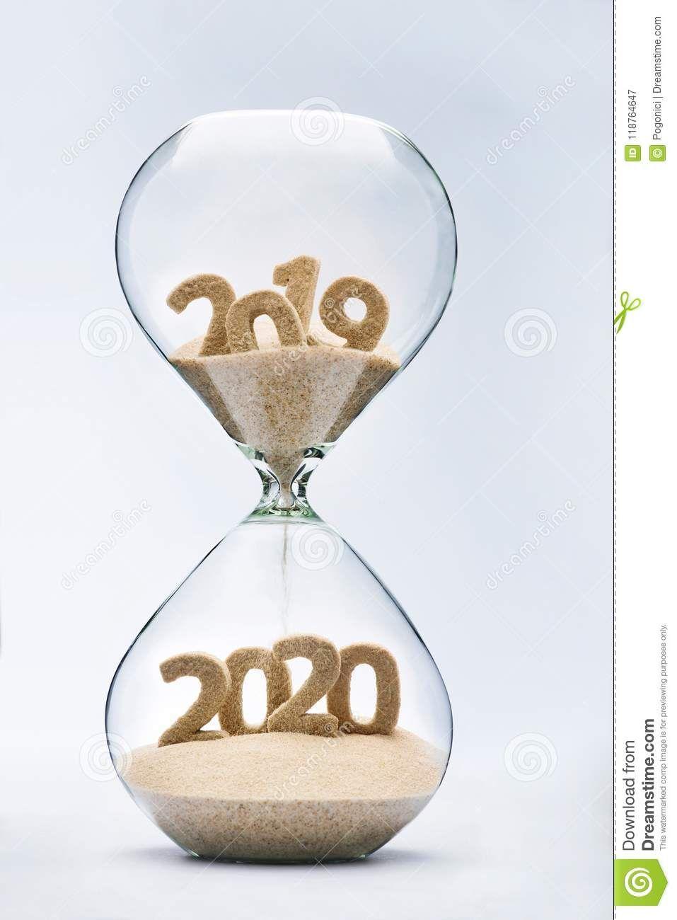 Passagem no ano novo 2020 imagem de stock. Imagem de countdown - 118764647