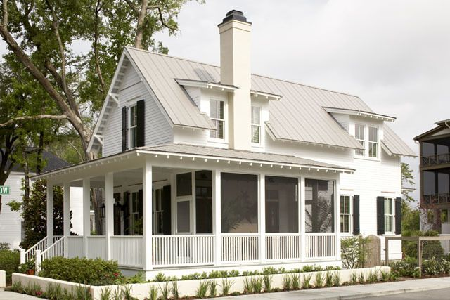 Sl 1648 Habershamexterior01 Cottage Plan Small Cottage Homes Small Cottage House Plans