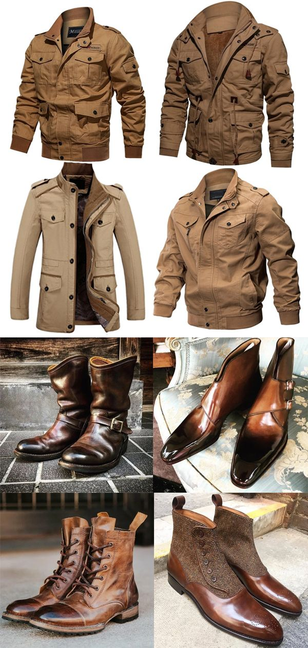 Pin by Ahmed on Fashion Fusion in 2020 | Mens boots fashion