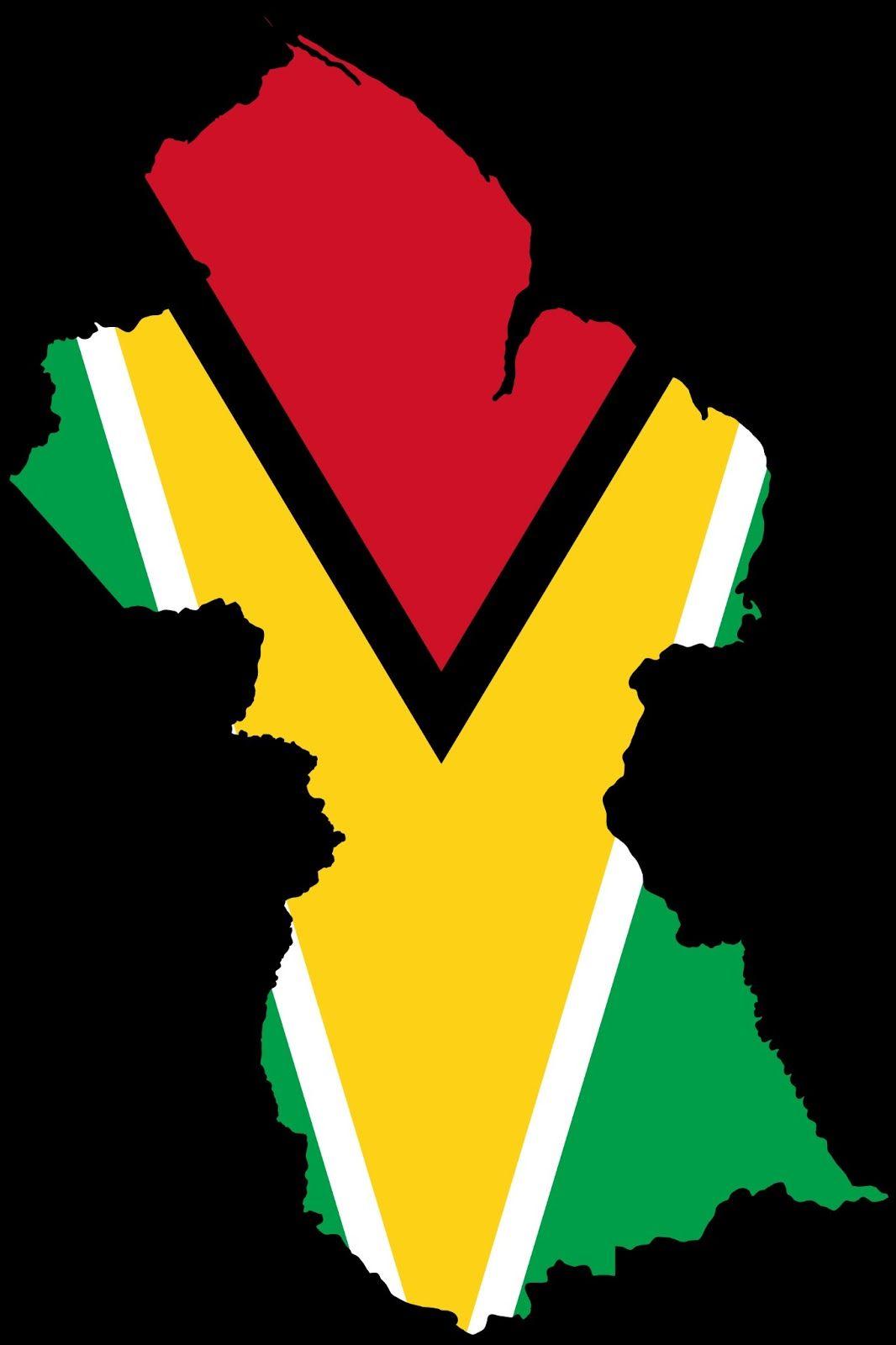 Guyana Flag Graphics Map Of Guyana Flag Guyana Flag Flag