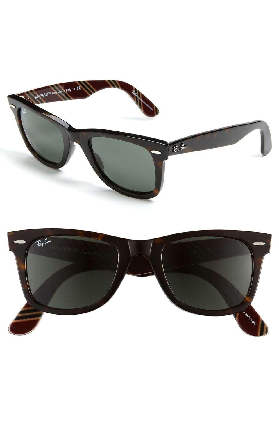 Ray Ban Classic Wayfarer 50mm Sunglasses Rayban Classic Sunglasses Mens Birthday Gifts