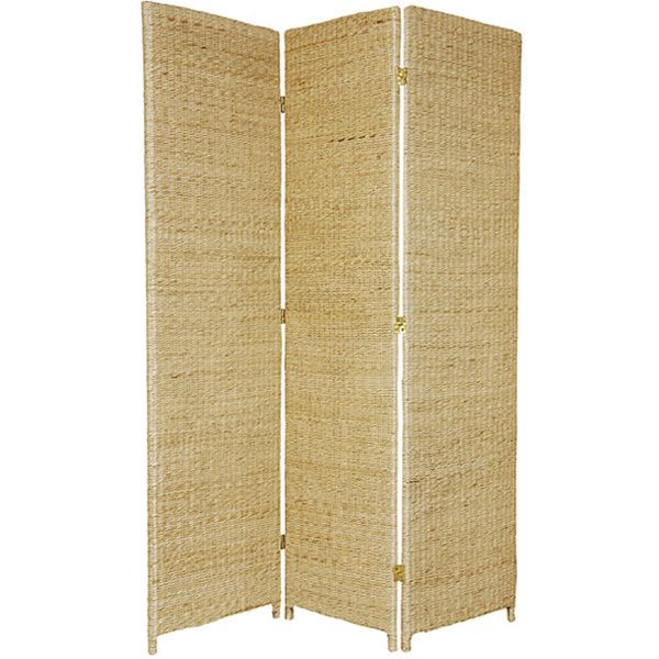 Woven Wood Rush Gr 6 Foot Room Divider China Steal