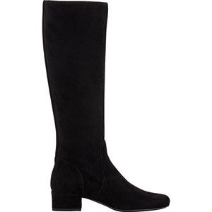 "Saint Laurent ""Babies"" Knee Boots"