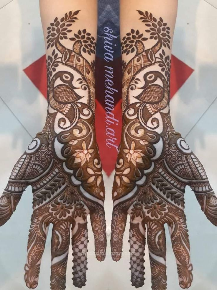 Pin by Maria on mehndi design Dulhan mehndi designs