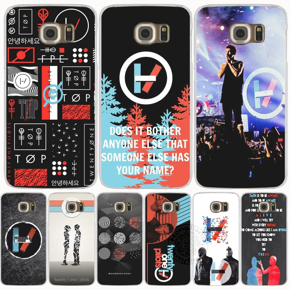 4e18e5af466 Twenty One Pilots 21 cover phone case Samsung Galaxy Buy one here--->