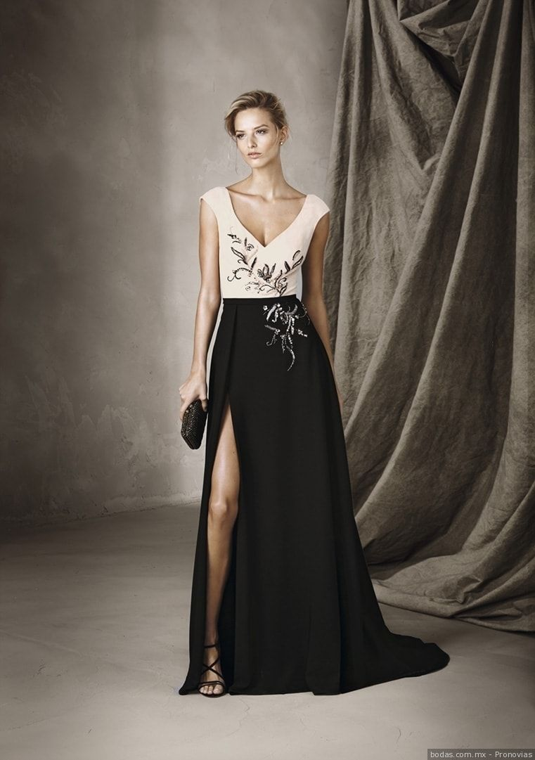 a0c91c40e 11 increíbles vestidos de madrina 2017 - bodas.com.mx
