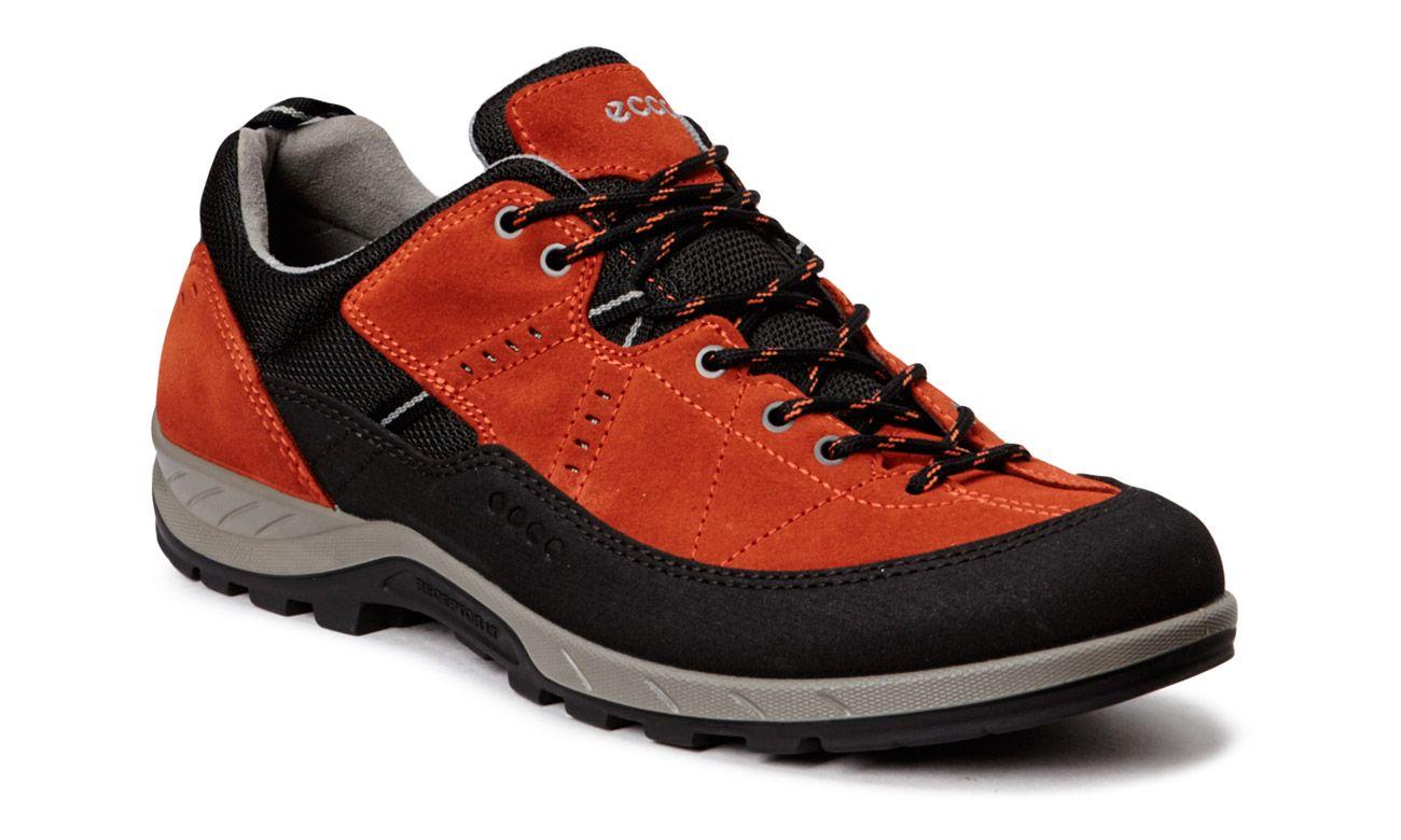 Ecco Yura Men S Black True Navy Official Uk Online Shop Boots Hiking Boots Shoes