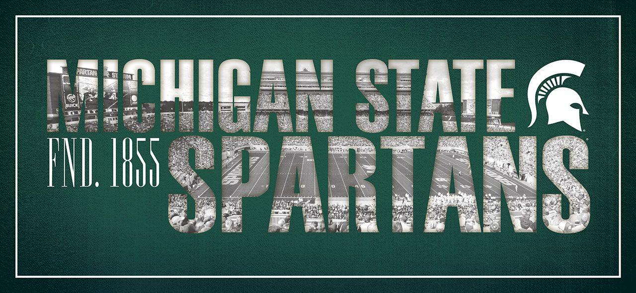 Michigan State Spartans Team Pride $24.99