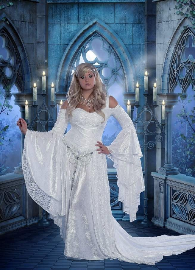 Items Medieval Wedding Dresses - ShopWang