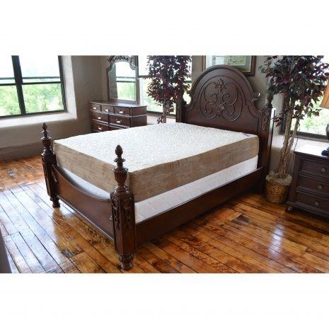 14 inch Cool Gel Infused Memory Foam Mattress Full Size Medium Plush Firm  Bed