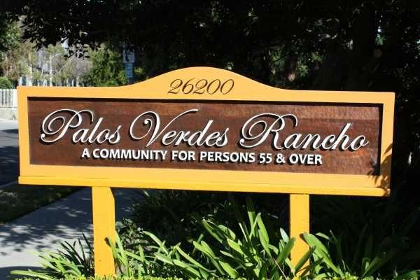 Palos Verdes Rancho Mobile Home Park In Harbor City CA Via MHVillage