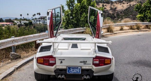 1987 Lamborghini Countach Lp5000s Qv Exotic Cars Lamborghini