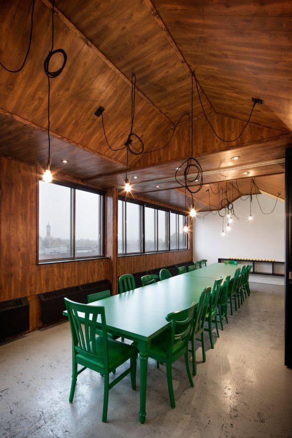 A PR Agency With a Super Creative Office Space | Creative office space Office spaces and Creative & A PR Agency With a Super Creative Office Space | Creative office ...