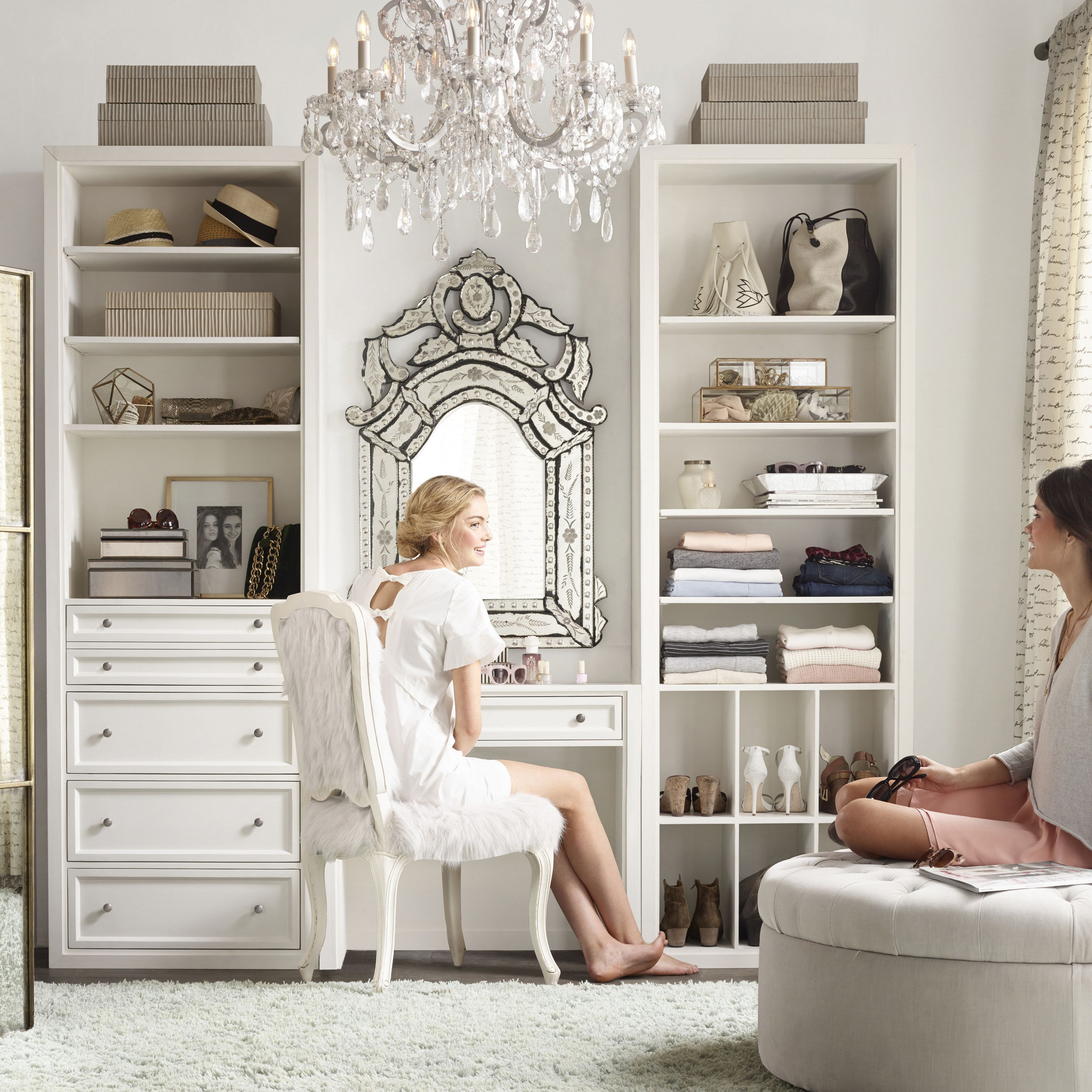 Dream Bedrooms For Teenage Girls: Dream Bedroom Alert: Restoration Hardware's New Teen Line