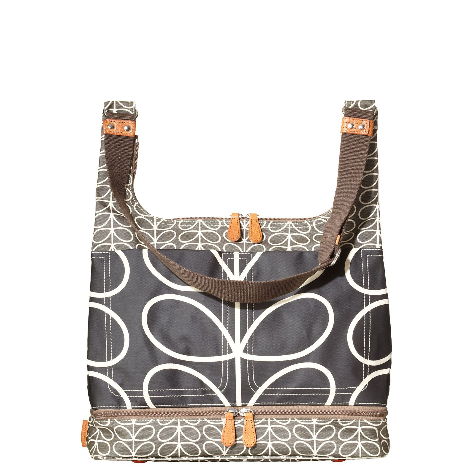 Multi ORLA KIELY Nappy//Baby Changing Bag and Changing Mat