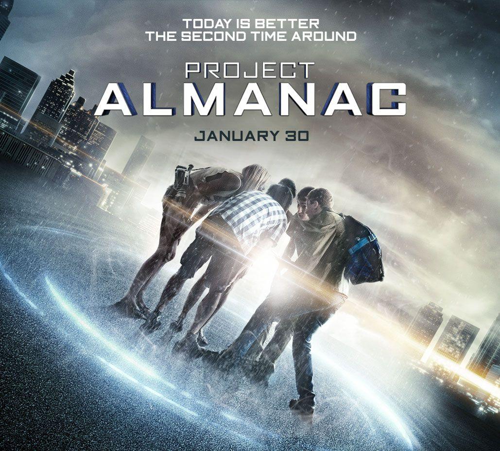 Project Almanac Project Almanac Project Almanac Movie Movie Sites