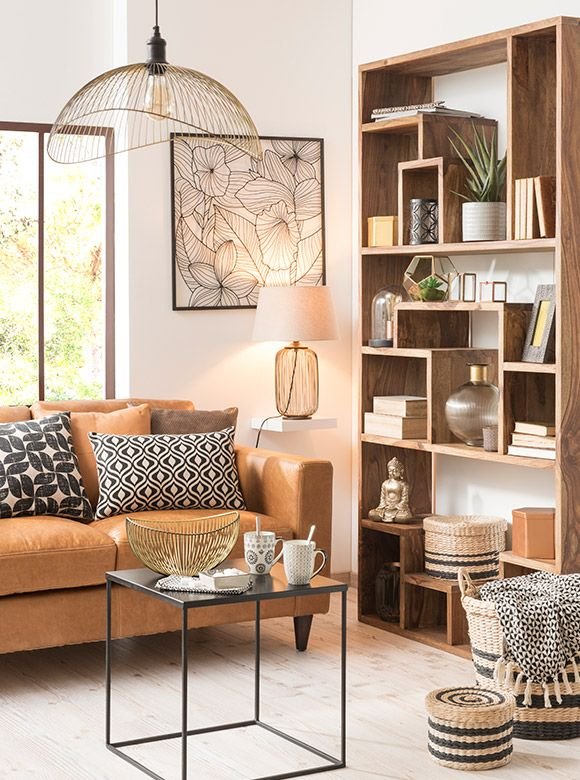 Deco urban chic for Tendance deco maison