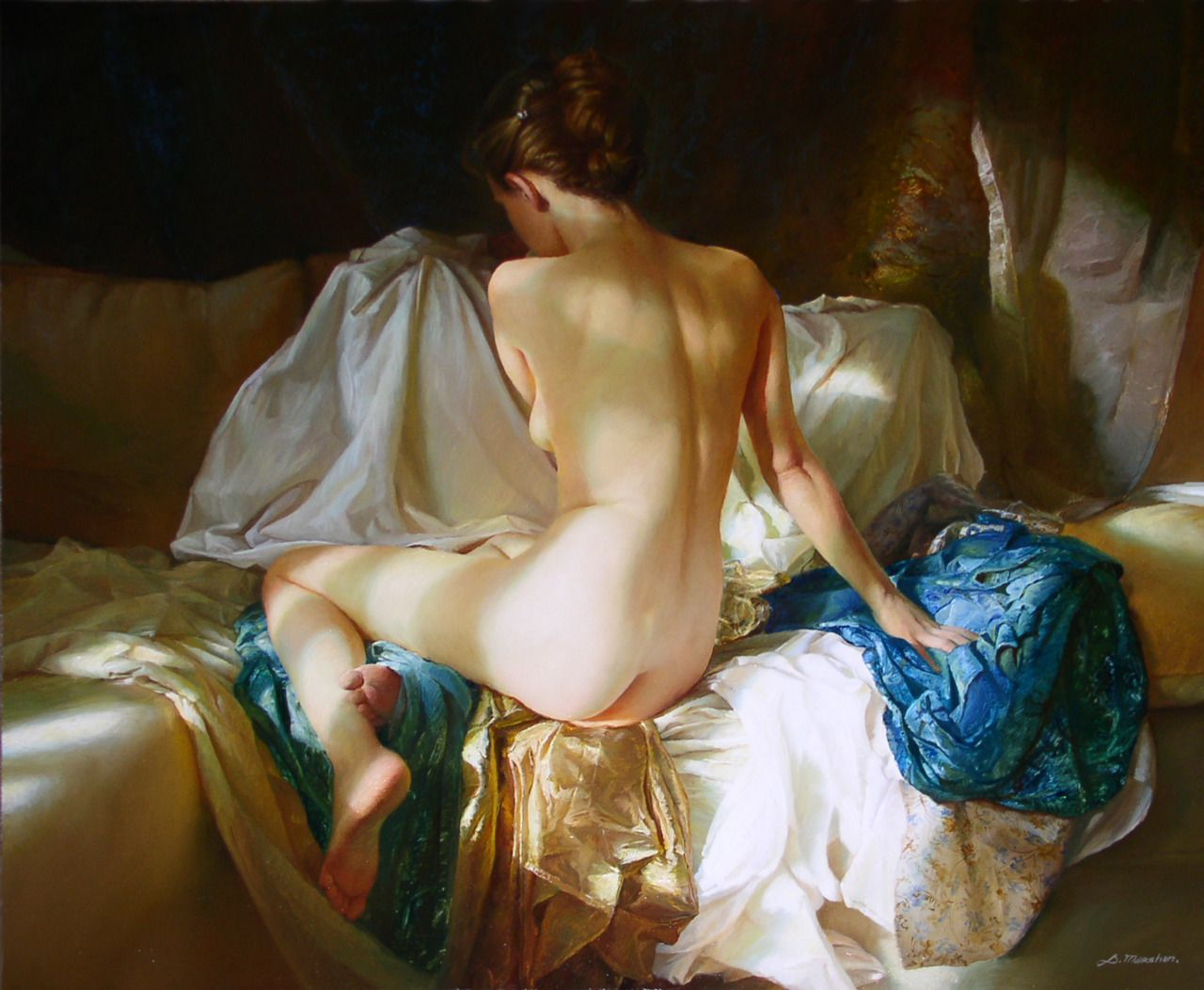Pov gallery erotic art woman
