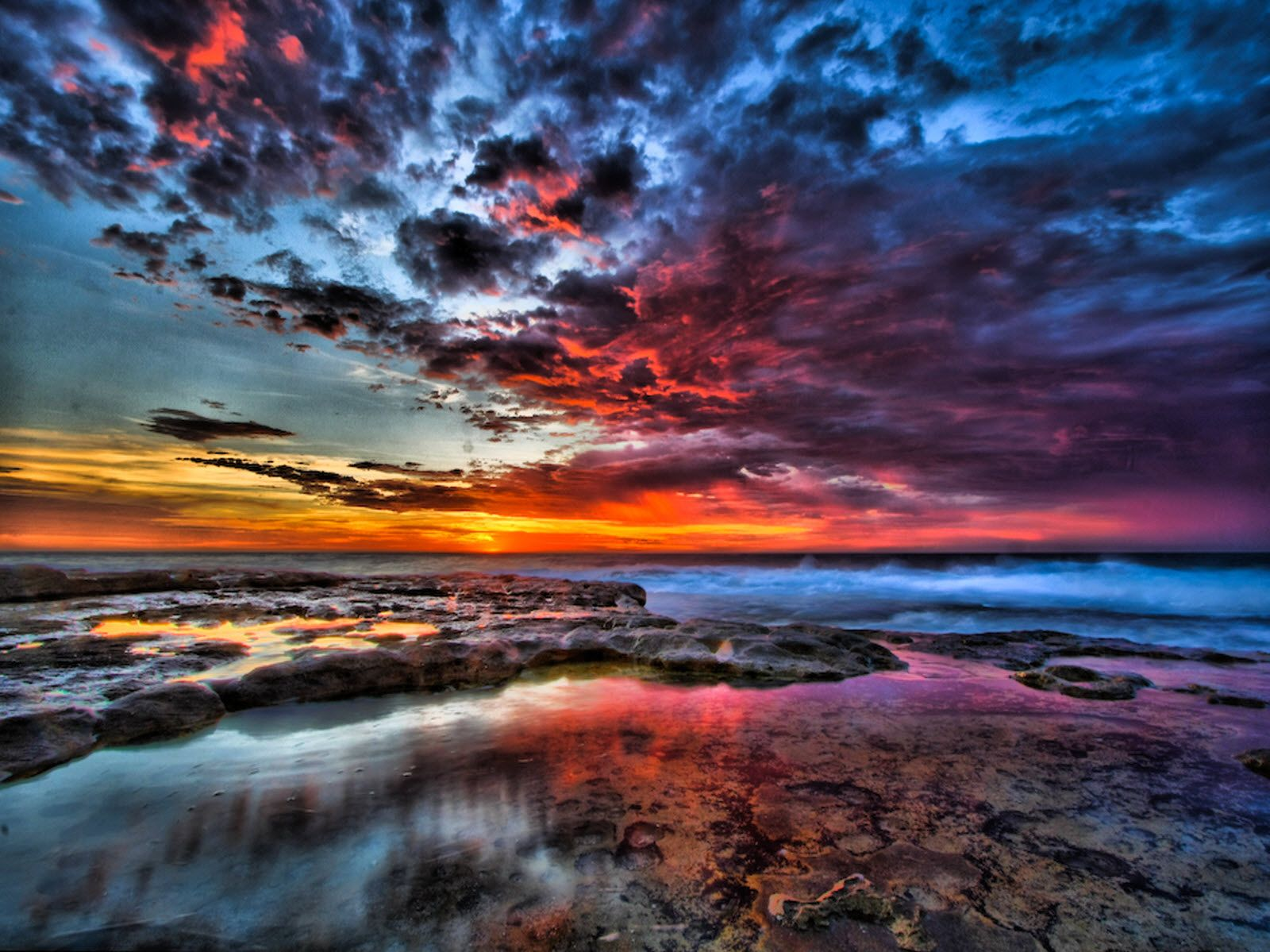 Awesome High Dynamic Range Photography Beautiful Landscapes Beautiful Sky Beautiful Nature
