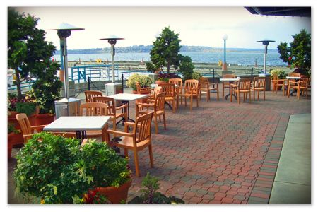 Enjoy A Waterfront Reception Venue In Kirkland Washington At The Woodmark Hotel Carillon Point
