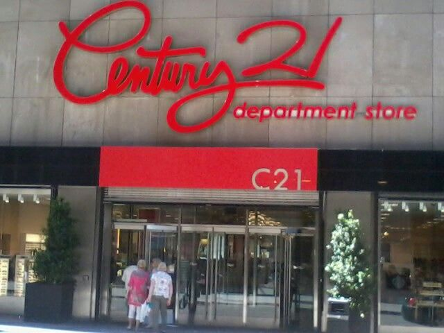 Century 21 Department Store Department Store Visiting Nyc Nyc Trip