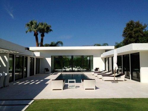 u shaped house design pictures remodel decor and ideas. Black Bedroom Furniture Sets. Home Design Ideas