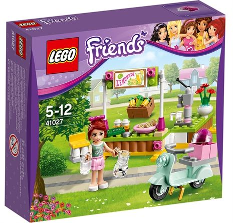 LEGO Friends, Mias juicebod