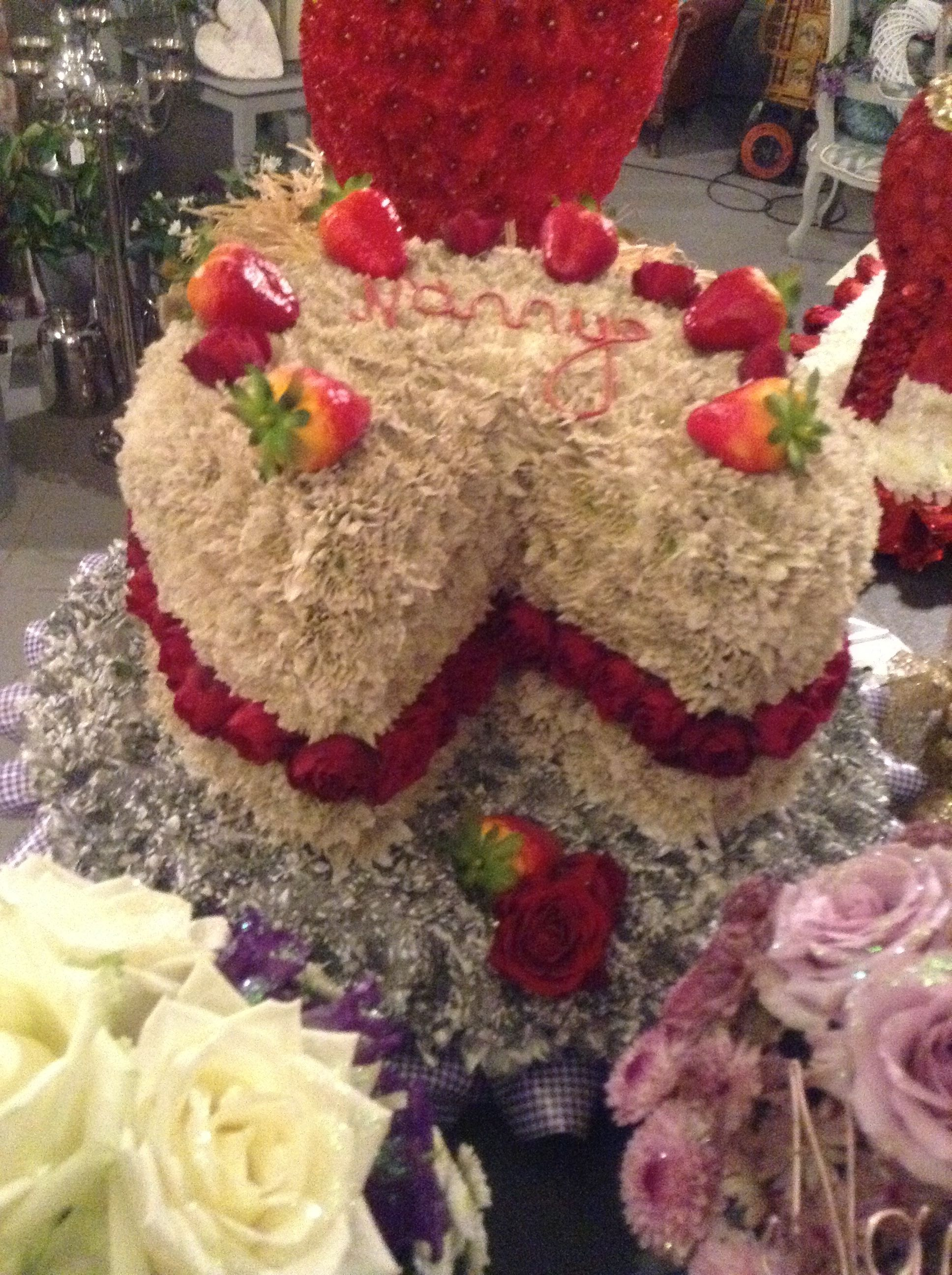 Funeral flowers cake funeral flower tribute victoria sponge funeral flowers cake funeral flower tribute victoria sponge funeral flower tribute bespoke funeral izmirmasajfo Image collections