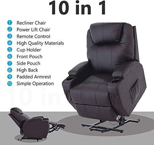 Fantastic New Mecor Power Lift Recliner Chair Elderly Electric Lift Frankydiablos Diy Chair Ideas Frankydiabloscom
