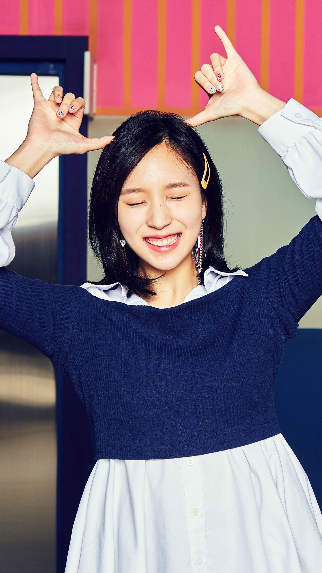 Iphone Wallpaper Twice 트와이스 Mina 미나 Kpop