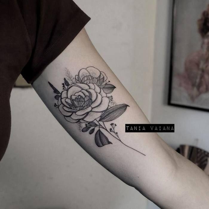 24 Beautiful And Elegant Camellia Tattoo Designs Tattoobloq Tattoo Designs Tattoos Inspirational Tattoos