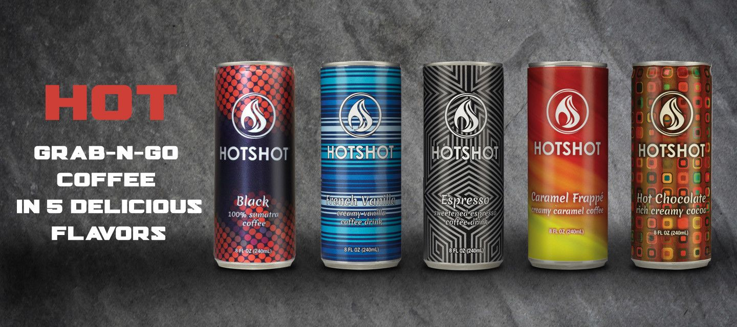 Hotshot Coffee As Seen On Shark Tank