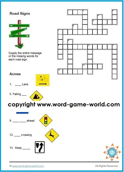 An Easy Crossword Puzzle You Re Sure To