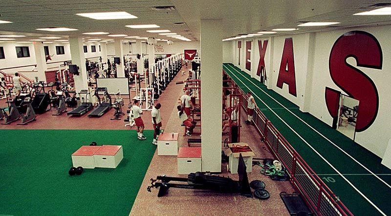 Dr Nasser Al Rashid Strength Complex Athletics