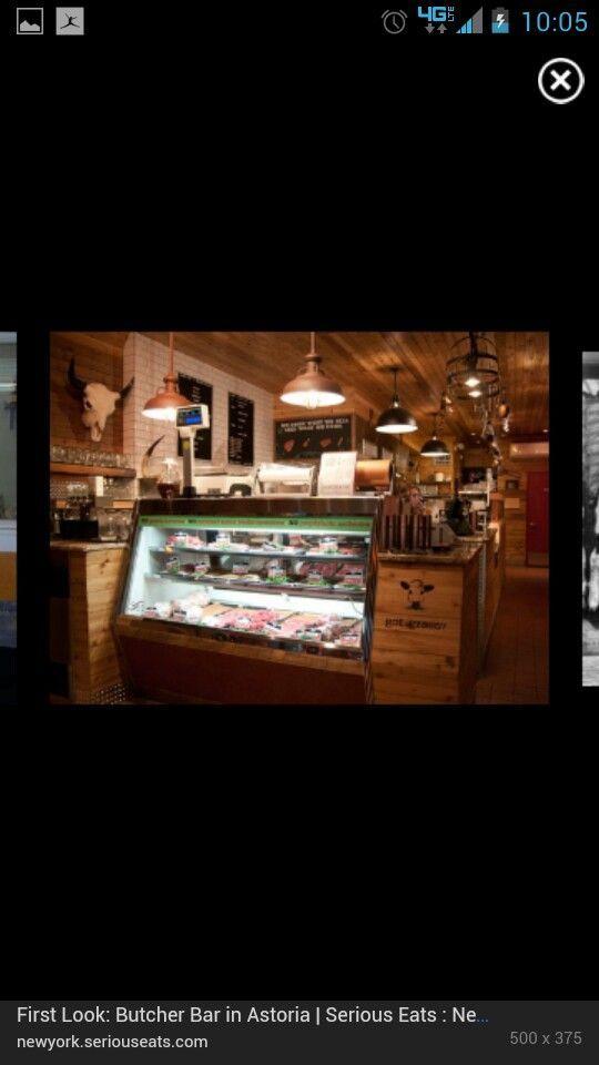 the butcher bar