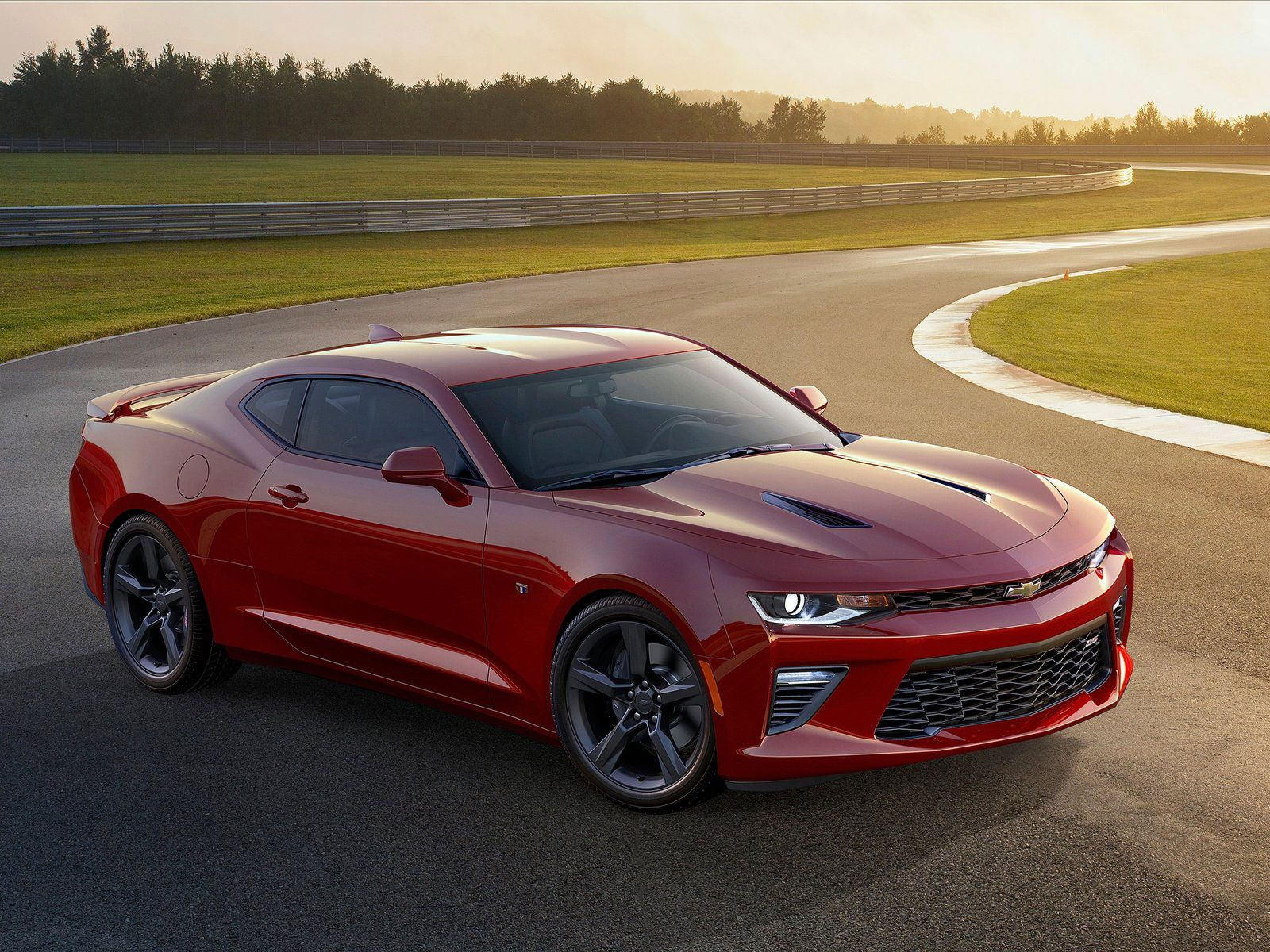 Chevrolet Camaro is a more lithe more sinewy animal than its