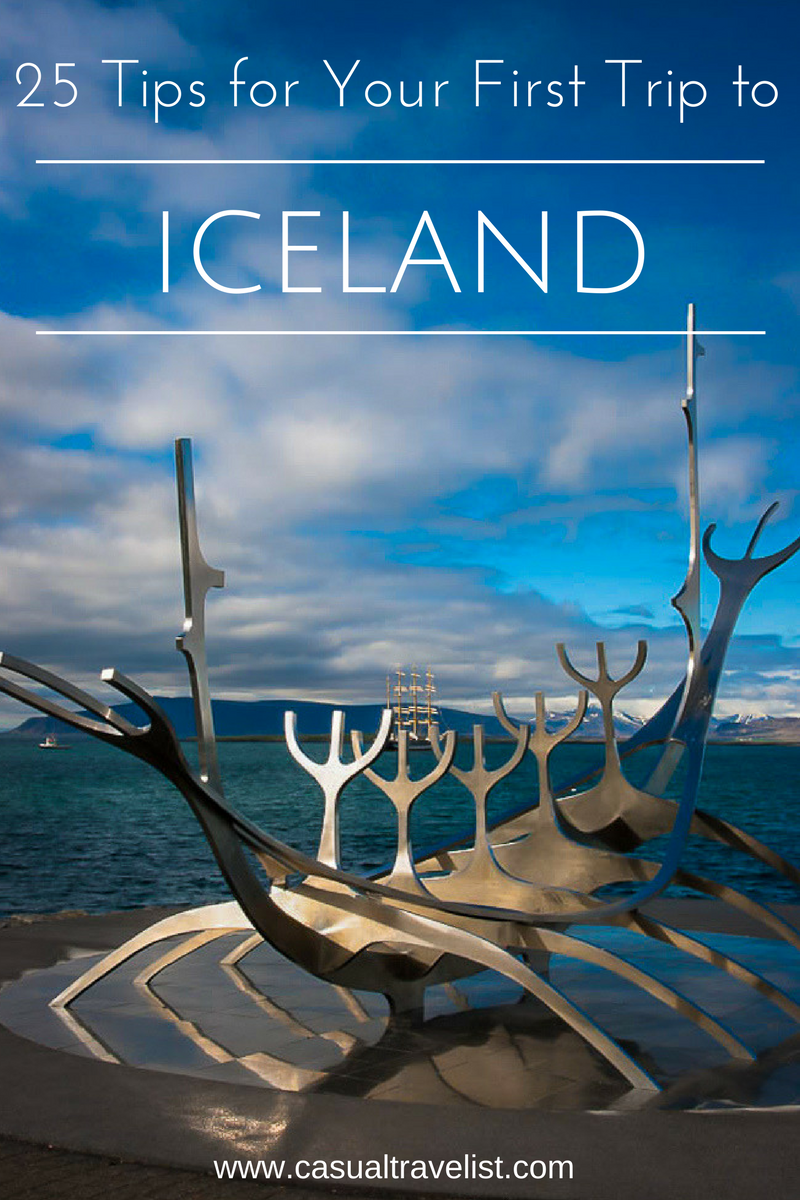 Iceland is a captivating destination for any traveler and there has never been a better time to visit the land of ice and fire. Volcanoes, glaciers, the wind and the sea merge to create a landscape that is like nowhere else on Earth. Whether you come for the eternal sun of summer or winter's Northern Lights nature is sure to put on a show. If you're looking to plan your visit here are a few tips for your first trip to Iceland. |#iceland| Iceland travel| Iceland Travel Tips|Guide to Iceland|